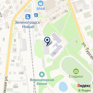 «Документально-Визовый Сервис» на карте