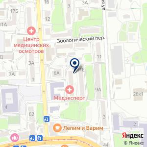 «МедЛайн» на карте