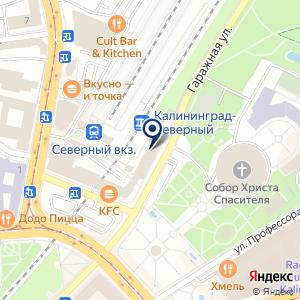 «Центр снижения веса Доктора Гаврилова» на карте