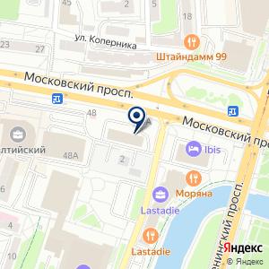 «Твои Джинсы» на карте