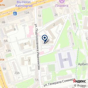 «МедЭксперт» на карте