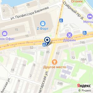 «Магазин одежды из трикотажа» на карте