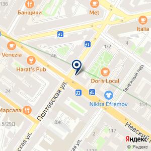 «Яркий фотомаркет» на карте
