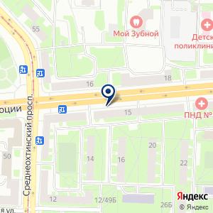 «Мастерская по ремонту телефонов и компьютеров» на карте