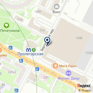 «Аксамит-нв» на карте