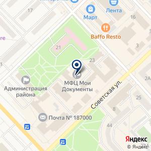 «ВСК САО» на карте