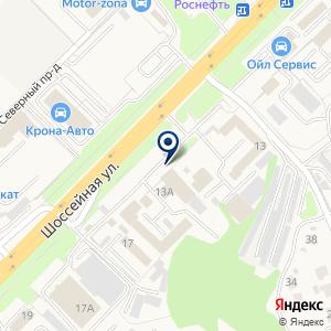 «АСП-АГРО» на карте