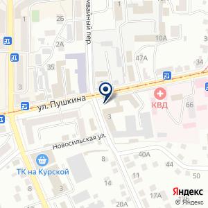 «ДомофоНд» на карте