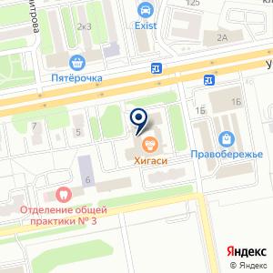 «Электрон-Сервис Про» на карте