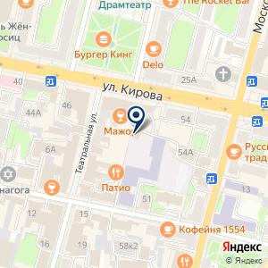«Студия Фэшн Слим» на карте