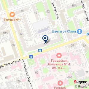 «Жилищное ремонтно-эксплуатационное управление №10» на карте