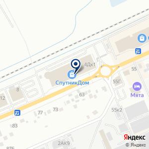 «ААА ЭНЕРГИЯ» на карте