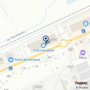 «ДСТ» на карте