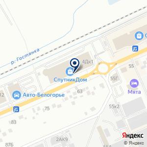 «Torex» на карте