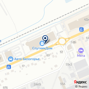 «Сервис Инструмент Стандарт» на карте