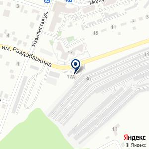 «Vag-сервис31» на карте