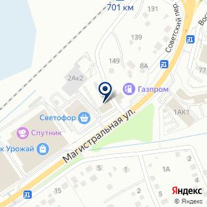 «Арт Дерево» на карте
