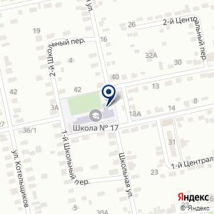 «Белгородская детская музыкальная школа №5» на карте