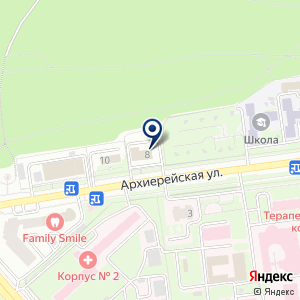 «СтройГрупп» на карте