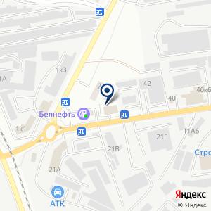 «БИС» на карте