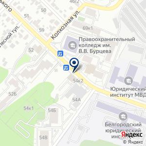«СТО» на карте