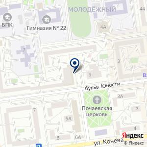 «Вектор Тепла» на карте