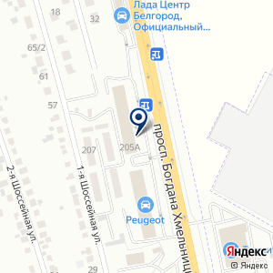 «ТРИНИТИ МОТОРС ЭКСПЕРТ» на карте