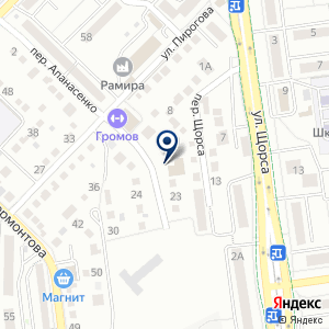 «Магазин товаров для творчества и рукоделия» на карте