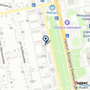 «Российский Красный Крест» на карте