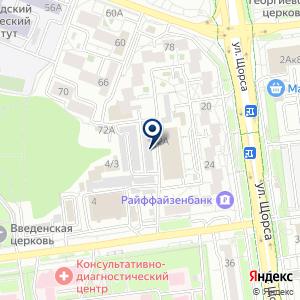 «Шиномонтажная мастерская» на карте
