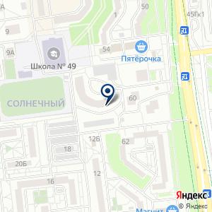 «ЮМА-ПРОКАТ» на карте