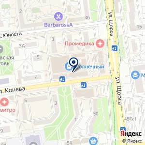 «GOBYTE» на карте