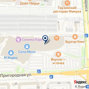 «The iStore» на карте