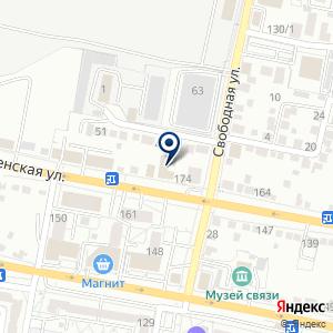 «Психологический кабинет Максима Страхова» на карте