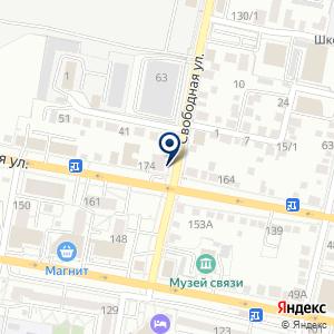 «АВС-электро» на карте