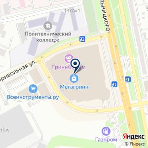 «ЯиСПОРТ» на карте