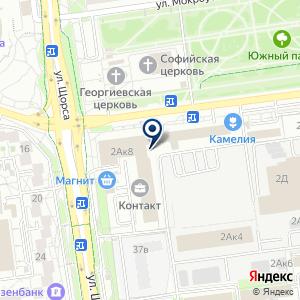 «БелСтройЭксперт» на карте