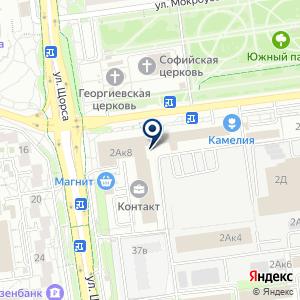 «Белтранс» на карте