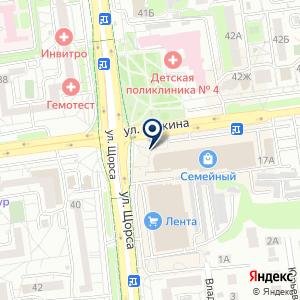 «Рукодельница» на карте