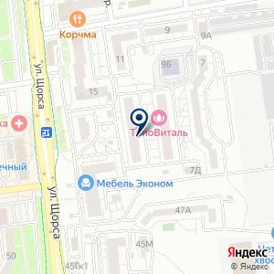 «AvtoBaby» на карте