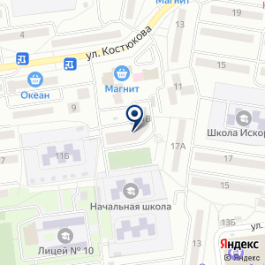 «Алмея Белгород» на карте