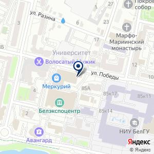 «Горин Продукт» на карте