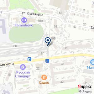 «MIX» на карте