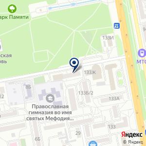 «EMS Почта России» на карте