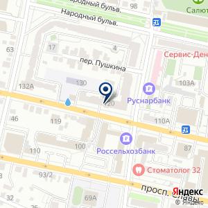 «Нотариус Карнаухов О.В» на карте
