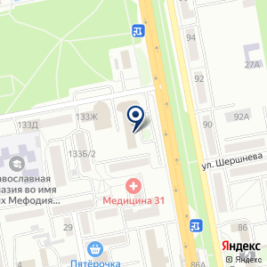 «Союз матерей России» на карте