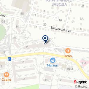 «Фабрика» на карте