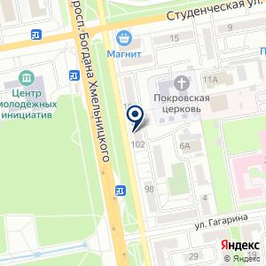 «Дверной» на карте