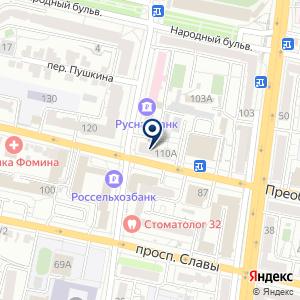«Магазин мясных продуктов» на карте