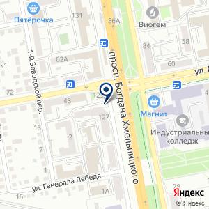 «СТандарт ИНструмент» на карте